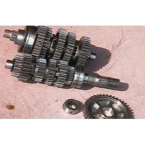 2005   2006 Suzuki GSXR 1000 Transmission Gears Automotive