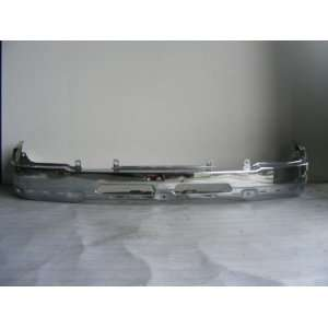 Chevrolet Silverado Front Bumper Chrome 03 06 Automotive