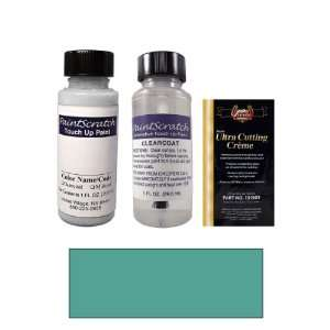 Green Metallic Paint Bottle Kit for 2000 Audi A6 (LX6V/4N) Automotive