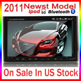 AUTO Touch Screen TV Car Stereo  CD DVD Player G8