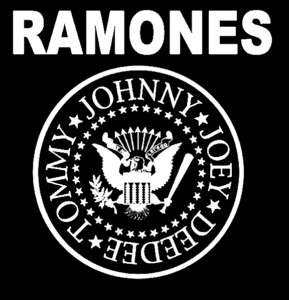Vintage The Ramones Rock Band T Shirt