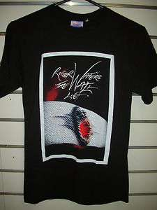 Music Tee PINK FLOYD   ROGER WATERS THE WALL