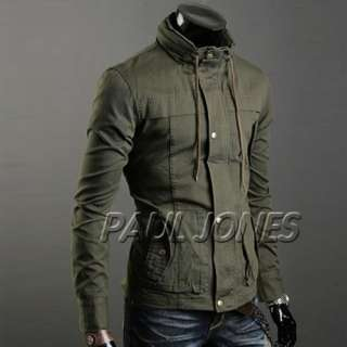 Jackets Men's Stylish Slim Fit Winter Casual Coats keep warmth Hoody