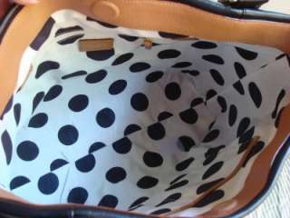 NWT KATE SPADE WRIGHTSVILLE CLAUDIA BLACK TOTE BAG