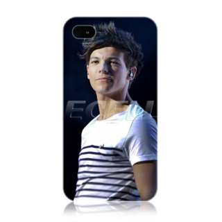 ONE DIRECTION 1D BOY BAND SNAP BACK CASE FOR APPLE iPHONE 4 4S