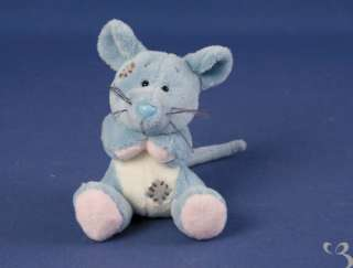 MY BLUE NOSE FRIENDS CHEDDAR FIELD MOUSE PLUSH SOFT TOY