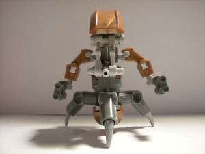 Lego star wars Droideka Destroyer droid set 7662 MTT
