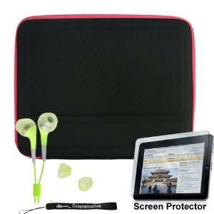 Anti Glare Screen Protector for IPad Tablet (All Models) + Fashion