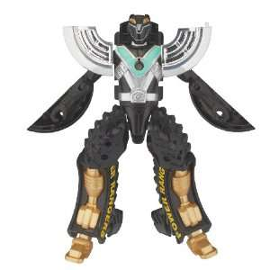 Power Ranger RPM Moto Morph Figure Series Ranger Black Toys & Games