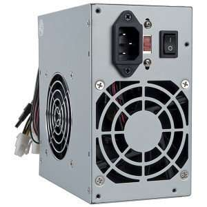 Lead Power 650W 20+4 pin Dual Fan ATX Power Supply w/SATA