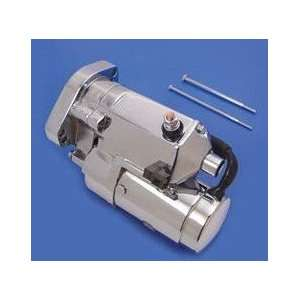 89 06 Big Twin Chrome Starter Motor 2.0kW with Remote