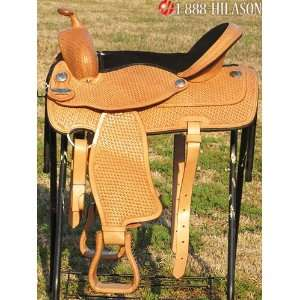 Western Trail Pleasure Barrel Racing Saddle