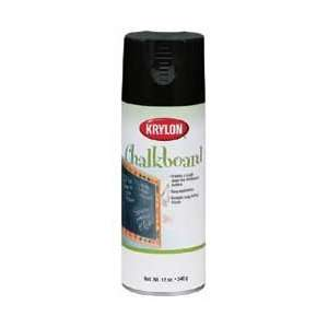 Krylon Chalkboard Aerosol Spray 12 Ounces Black 807; 2 Items/Order