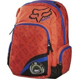 Fox Racing Revived Backpack   Chili Automotive