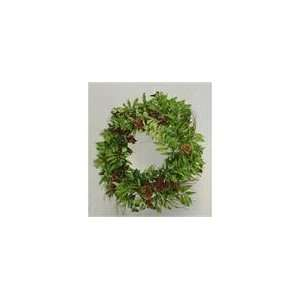 Pine Cone Artificial Christmas Wreath