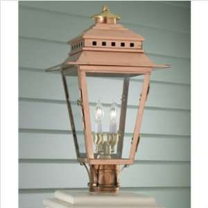 Norwell Lighting 2254 CO CL New Orleans Two Light Outdoor
