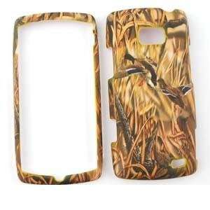 LG ALLY VS740 Ducks CAMO CAMOUFLAGE HUNTER HARD PROTECTOR COVER
