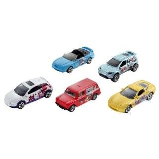 Matchbox Disney Mickey Mouse Clubhouse 5 Pack Cars  Toys & Games