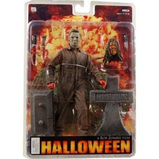 Rob Zombies Halloween Michael Myers Action Figure