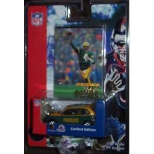Green Bay Packers 2001 Fleer/White Rose NFL Diecast