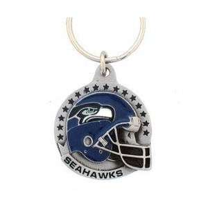 NFL Helmet Key Ring   Seattle Seahawks