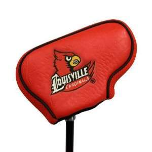 Cardinals Red Blade Putter Cover