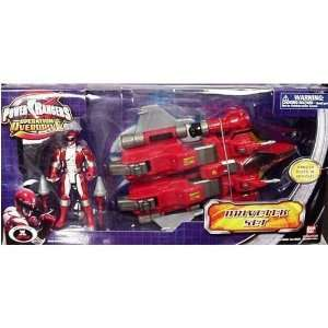 Red Power Ranger   Power Ranger Operation Overdrive Action Figure