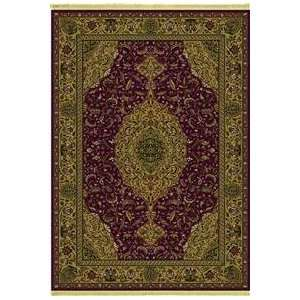 Provencal 23 x 710 Garnet Runner Area Rug Furniture & Decor