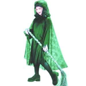 Spider Web Cape Spiderweb Fabric Witch Vampire Halloween Costume with