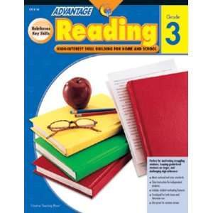 7 Pack CREATIVE TEACHING PRESS ADVANTAGE READING GR 3
