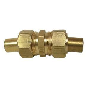 Watts A 510 Ander Lign Brass Compression Union 7/8 OD W