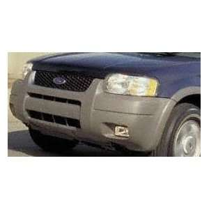 01 04 FORD ESCAPE FRONT BUMPER COVER SUV, Platinum(Dark