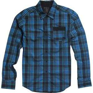 Fox Racing Potluck Woven Shirt   2X Large/Black