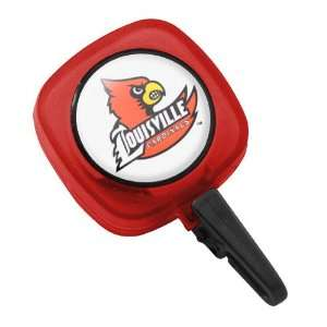 NCAA Louisville Cardinals Red ID Badge Reel