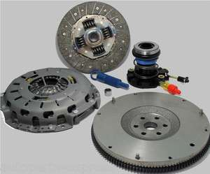 HD Clutch Kit Flywheel Ford Ranger Mazda B2300 B2500 2.3L 2.5L 95 2000