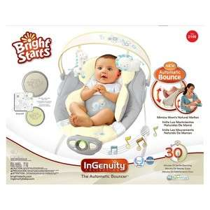 Target Mobile Site   Bright Starts InGenuity Automatic Bouncer