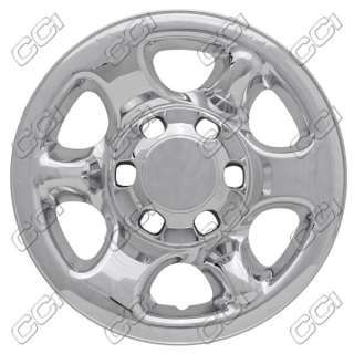 NEW CHROME WHEEL HUB CAP COVERS SKINS 22XN ISUZU RODEO 6 LUG 16 INCH