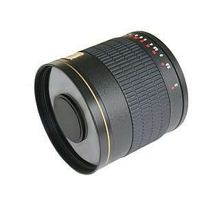 Rokinon Black 800mm Mirror Lens for Nikon [Camera]