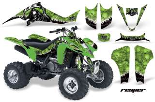 AMR ATV QUAD GRAPHIC KIT KAWASAKI KFX 400 KFX400 03 08
