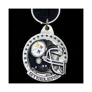 NFL Helmet Key Ring   Pittsburgh Steelers