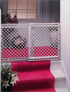 NORTH STATES Wide Stairway Baby/Pet Pressure Gate