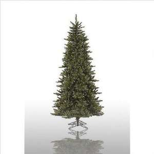 Bundle 85 8.5 Prelit Slim Camdon Fir Artificial Christmas Tree